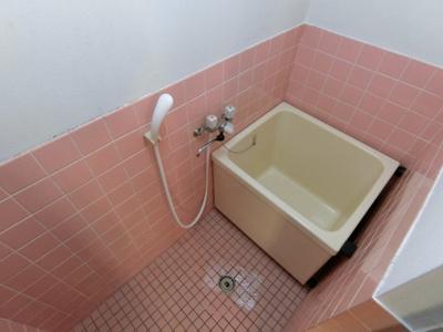 【浴室】コーポ若草