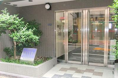 【外観】グランズ亀戸 5.6階部分 メゾンネットタイプ 角部屋 空室