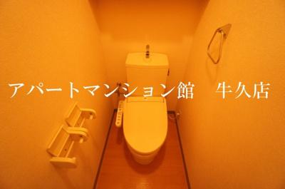 【トイレ】パレ・エトワール