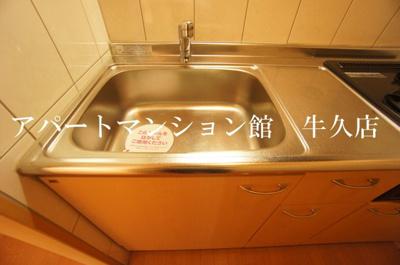 【キッチン】パレ・エトワール