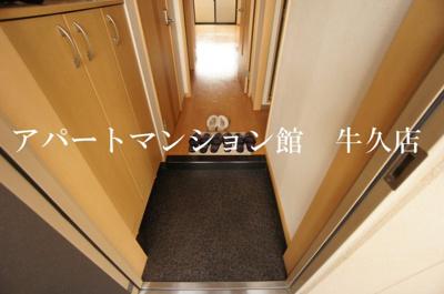 【玄関】パレ・エトワール
