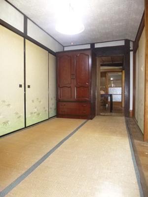 【和室】大津市南小松148 古民家
