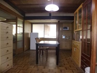 【キッチン】大津市南小松148 古民家