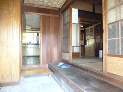 【内装】大津市南小松148 古民家