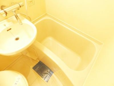 【浴室】メゾン・ドサンディーク