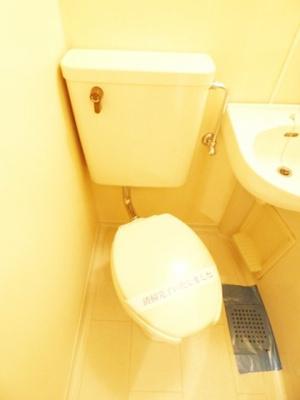 【トイレ】メゾン・ドサンディーク