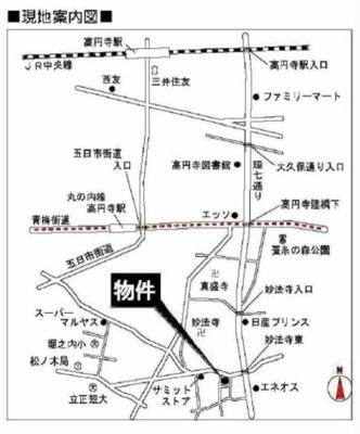 プランドールの地図☆