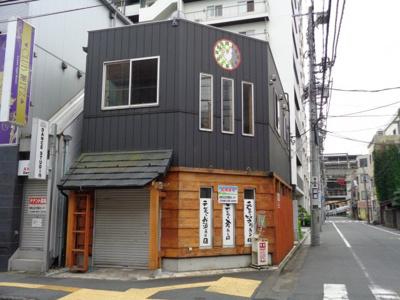 【外観】筑波貸店舗