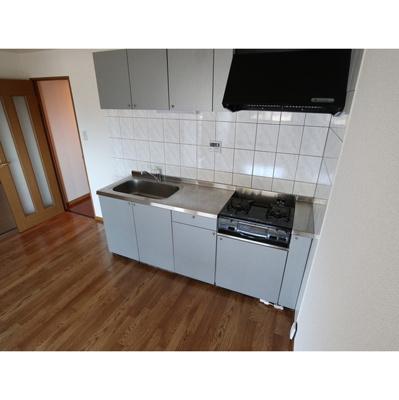 【キッチン】ファミリーマンション紺屋