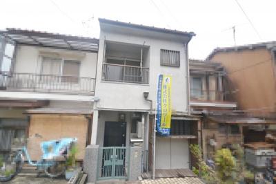 【外観】堺市西区津久野町 テラスハウス