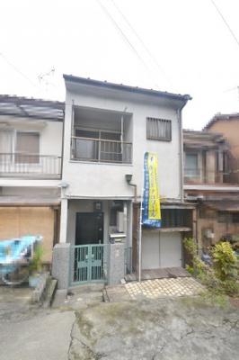【前面道路含む現地写真】堺市西区津久野町 テラスハウス