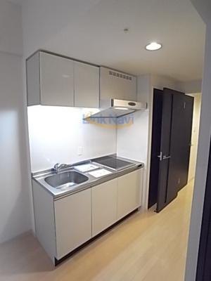 【キッチン】パークレジデンス江坂
