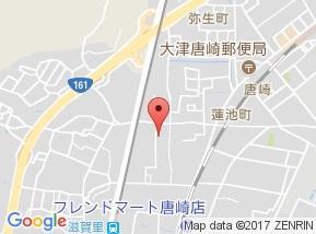 【地図】コアン・クレールB