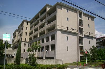 【外観】ジークレフ西宮武庫川館 オーク館