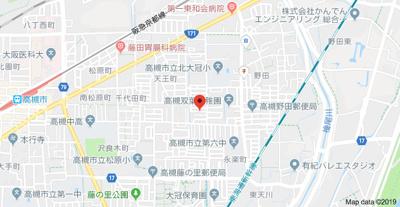 【地図】宮野町戸建