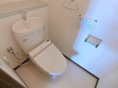 【トイレ】ラ・ヴィーダ西宮