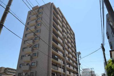 12階建の高層マンション