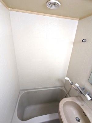 【浴室】シティコープ上野広徳