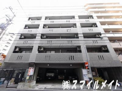 重厚感ある鉄骨鉄筋コンクリート造の賃貸マンション☆