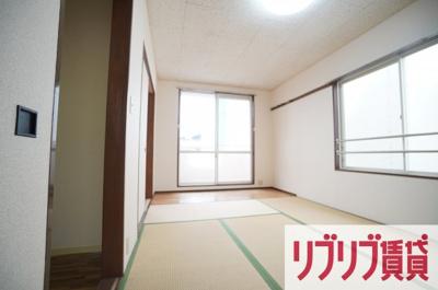 【寝室】サンシャレー道場