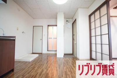 【居間・リビング】サンシャレー道場