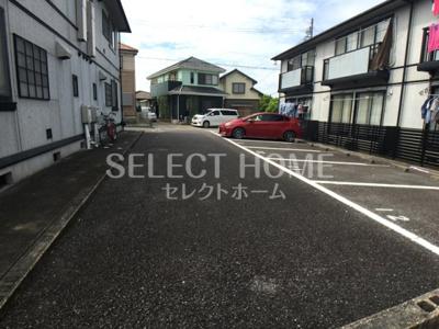 【駐車場】ドミール岩脇C