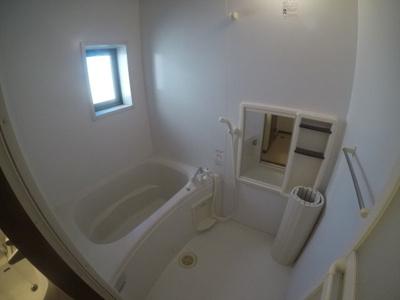 【浴室】しろがねハイツ