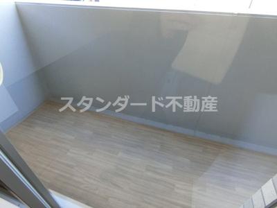 【バルコニー】セオリー梅田ドムス