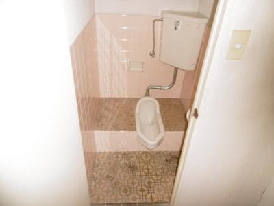 【トイレ】グレース武庫川