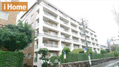 阪神芦屋駅より徒歩7分 閑静な住宅街にございます。