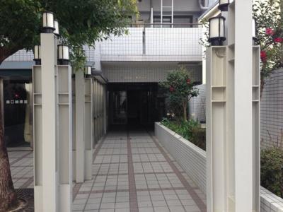 【エントランス】朝日プラザ兵庫大開通り
