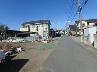 【周辺】高崎市下佐野町売地