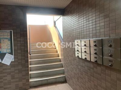 建物の内部です 【COCO SMILE】