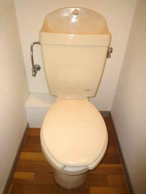 【トイレ】重留