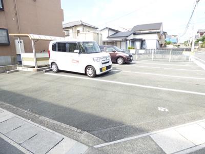 【駐車場】大五ヒルB