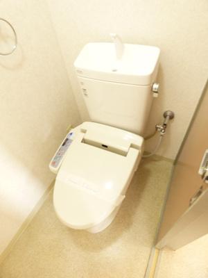 【トイレ】大五ヒルB