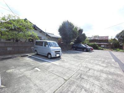 【外観】森田駐車場