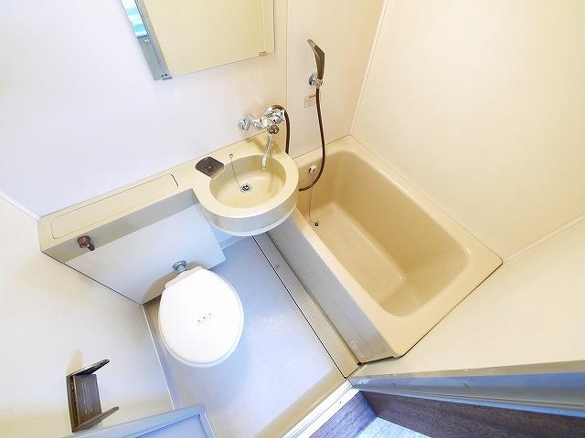 【浴室】コーポ華(肘塚町)