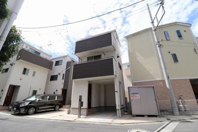 【外観】JR南武線「矢向」駅 新築戸建