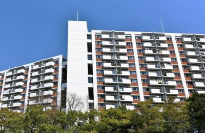 【現地写真】鉄骨鉄筋コンクリート造  14階建てマンション♪