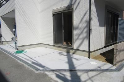【駐車場】八尾市上之島町北1丁目新築一戸建て