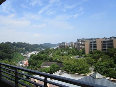 【展望】コモンヒルズ安針台山の手5番館