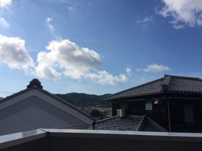 【展望】多井畑戸建