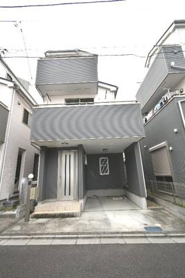 【外観】板橋区志村2丁目 戸建