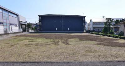 【外観】小田原市寿町2丁目 準工業地域売地