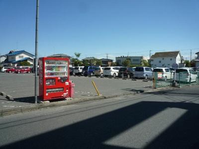 【外観】アンフィニ第四駐車場