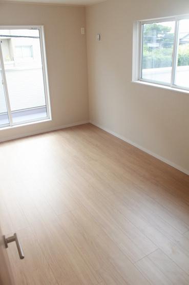 2面採光で明るい洋室!子供部屋には最適なお部屋!