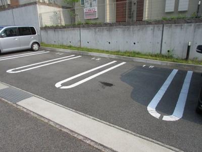 【駐車場】メゾン ソレイユA