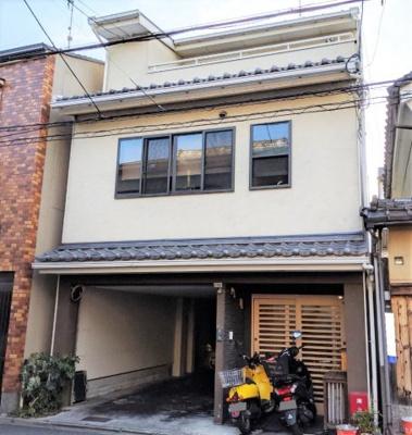 【外観】京都市下京区上二之宮町