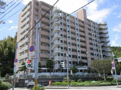 高知市中古分譲マンション 六泉寺ガーデンヒルズ 最上階 11階 西南角部屋